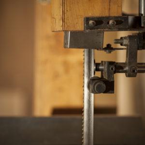 Menuiserie et bois de chauffage en acier de marque Uddeholm