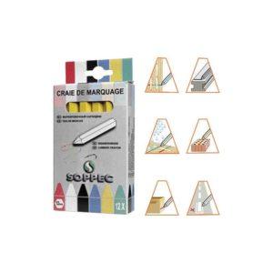Gravier La Boutique Produits Craies Marquage Non Fluorescentes 74